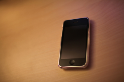 iPhone 3GS買いました。