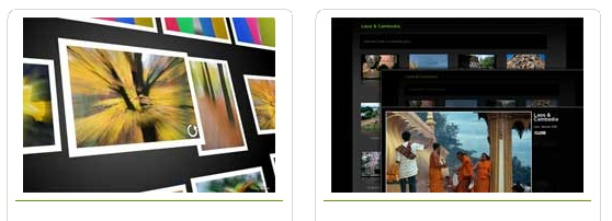 18 Free Picasa Flash and HTML templates to showcase your photos