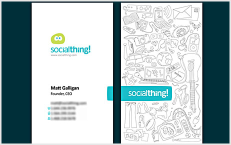 36 Cool Business Cards You Should've Seen