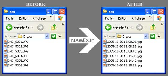 Namexif