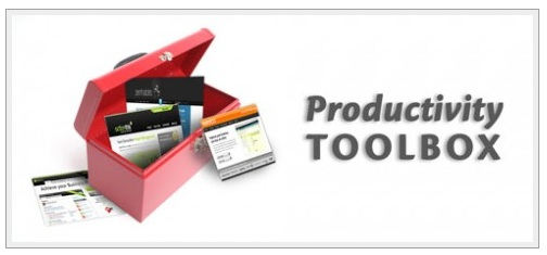 Productivity Toolbox: 37+ Tools for Taking Action and Getting Things Done