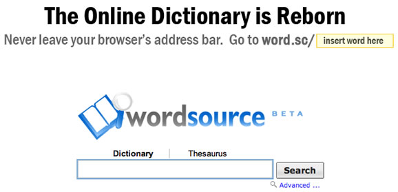 wordsource