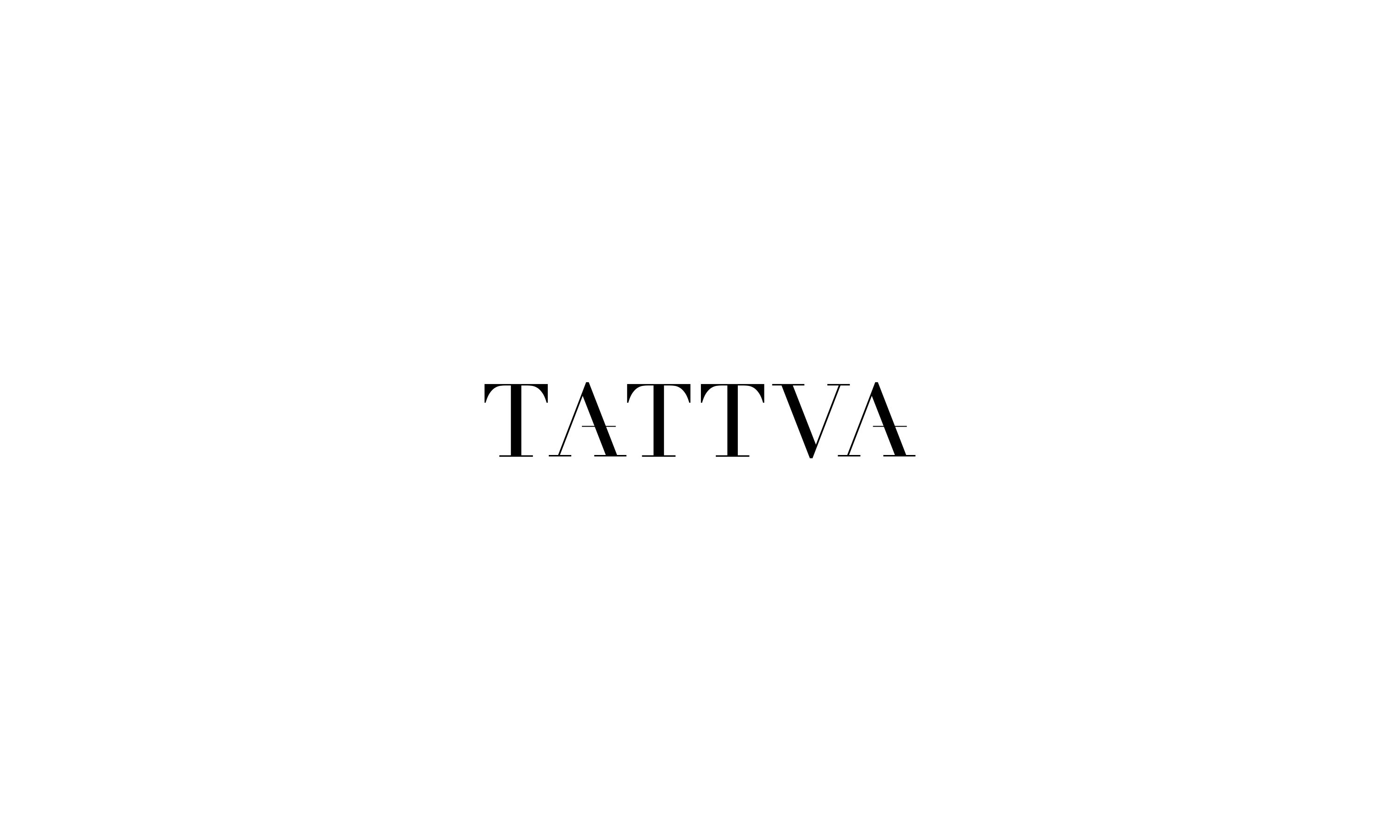Visual Identity for TATTVA